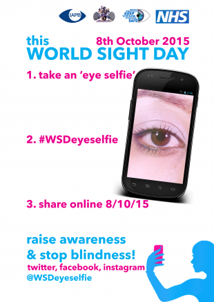 World Sight Day 2015 Flyer