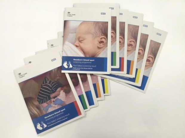 Inherited metabolic disease leaflets.
