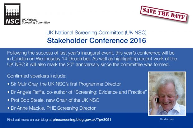 UK NSC conference 2016