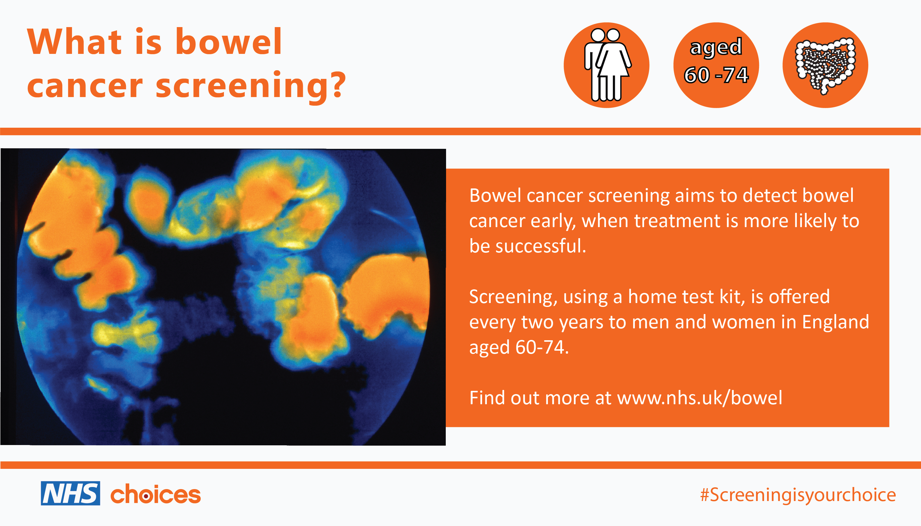What is bowel screening