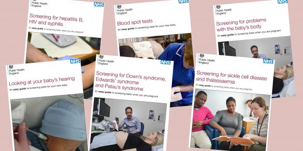 The easy guides to antenatal and newborn screening